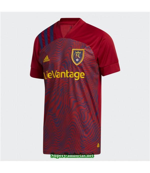 Tailandia Primera Equipacion Camiseta Real Salt Lake 2020/21