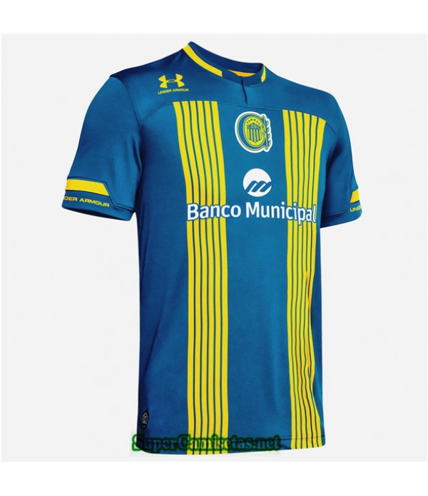 Tailandia Primera Equipacion Camiseta Rosario Central 2020/21