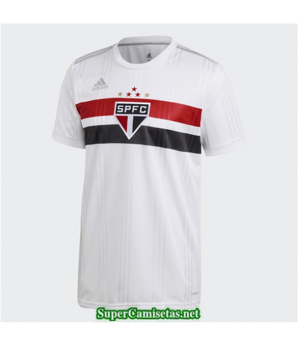 Tailandia Primera Equipacion Camiseta Sao Paulo 2020/21