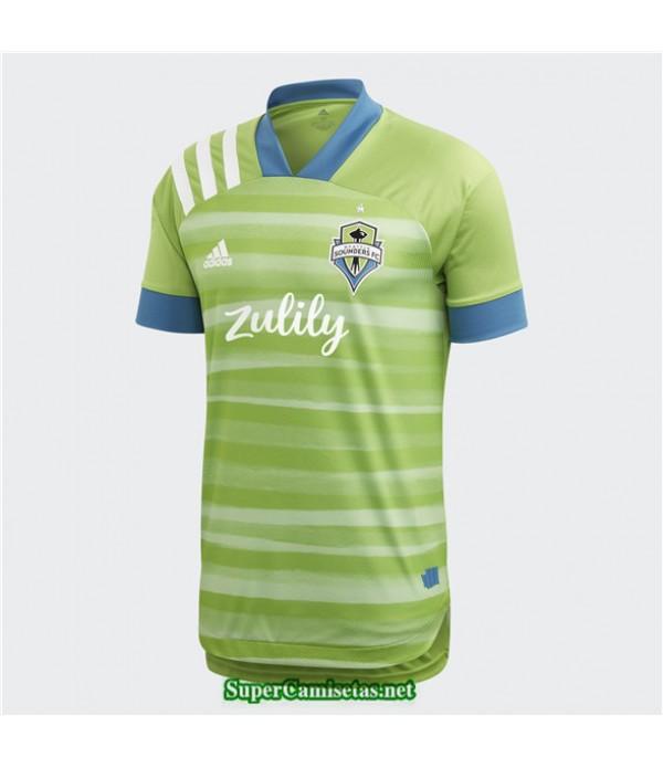 Tailandia Primera Equipacion Camiseta Seattle Sounders 2020/21