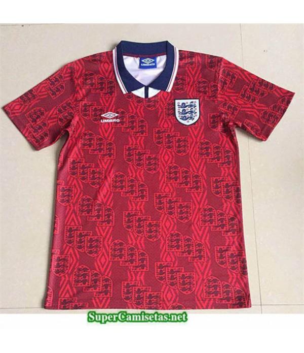 Tailandia Segunda Camisetas Clasicas Inglaterra Hombre 1994