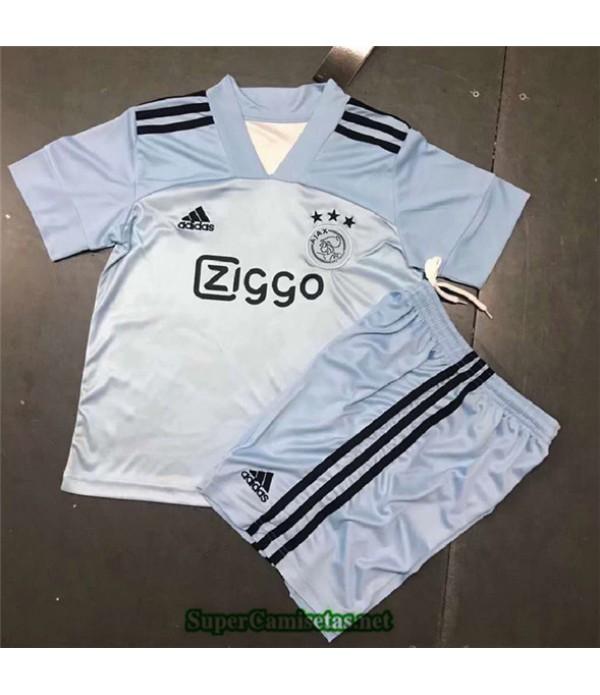 Tailandia Segunda Equipacion Camiseta Ajax Niños 2020/21