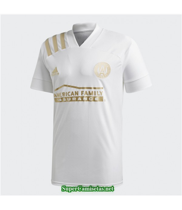 Tailandia Segunda Equipacion Camiseta Atlanta United Fc 2020/21