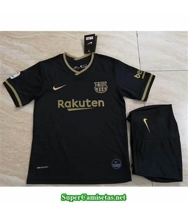 Tailandia Segunda Equipacion Camiseta Barcelona Ni...