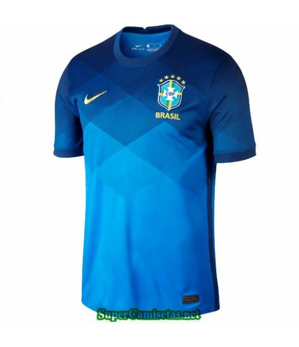 Tailandia Segunda Equipacion Camiseta Brasil 2020/21