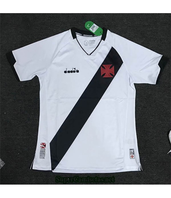 Tailandia Segunda Equipacion Camiseta Cr Vasco Da Gama 2020/21