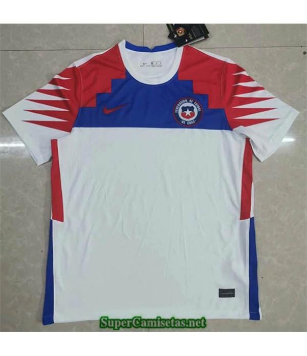 Tailandia Segunda Equipacion Camiseta Chile 2020/21