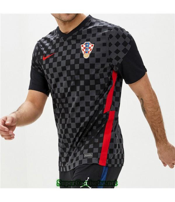 Tailandia Segunda Equipacion Camiseta Croacia 2020/21