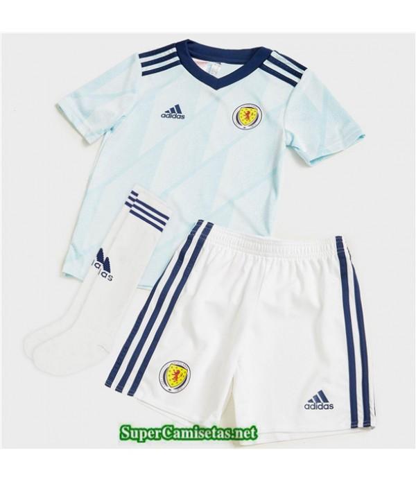 Tailandia Segunda Equipacion Camiseta Escocia Niños 2020/21