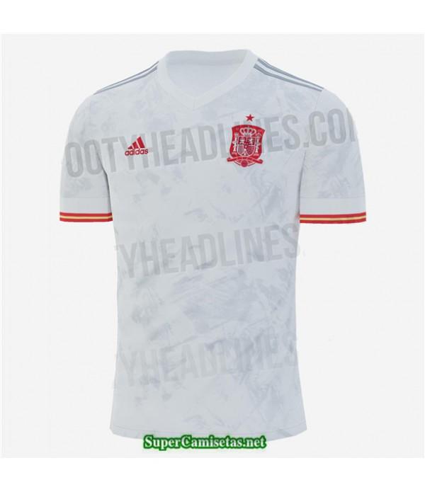 Tailandia Segunda Equipacion Camiseta Espana 2020/21