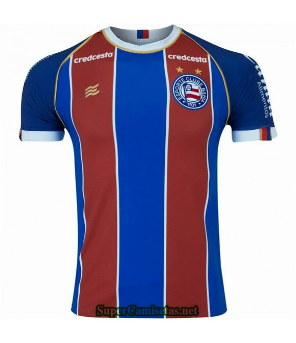 Tailandia Segunda Equipacion Camiseta Esporte Clube Bahia 2020/21