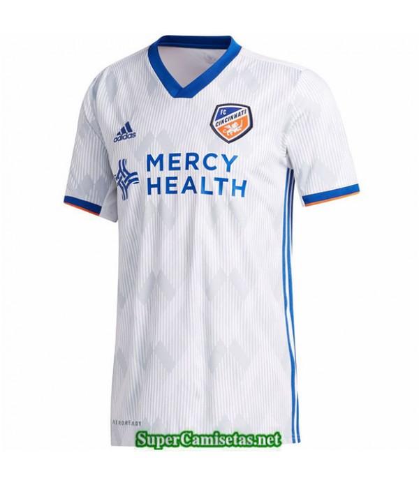 Tailandia Segunda Equipacion Camiseta Fc Cincinnati 2020/21
