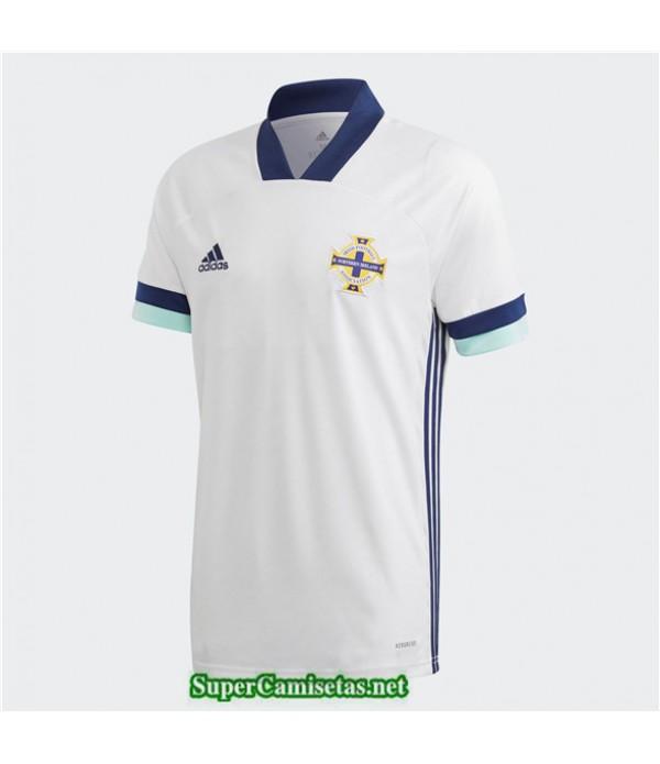 Tailandia Segunda Equipacion Camiseta Irlanda Del Norte 2020/21
