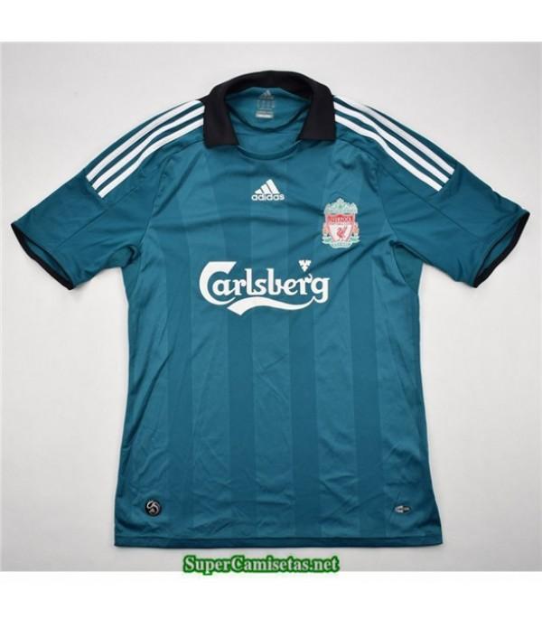 Tailandia Segunda Equipacion Camiseta Liverpool 2020/21