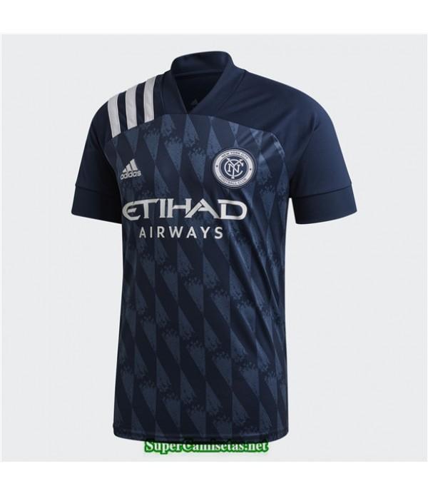 Tailandia Segunda Equipacion Camiseta New York City Fc 2020/21