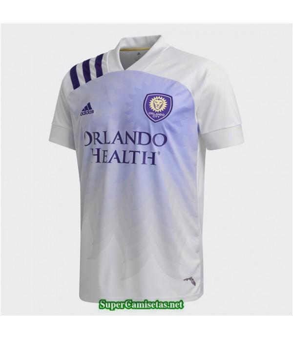 Tailandia Segunda Equipacion Camiseta Orlando City 2020/21