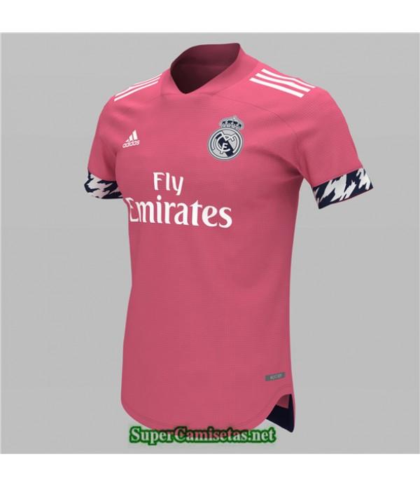 Tailandia Segunda Equipacion Camiseta Real Madrid Concepto 2020/21