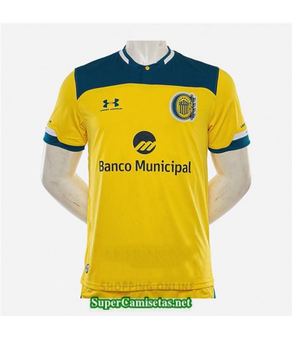 Tailandia Segunda Equipacion Camiseta Rosario Central 2020/21