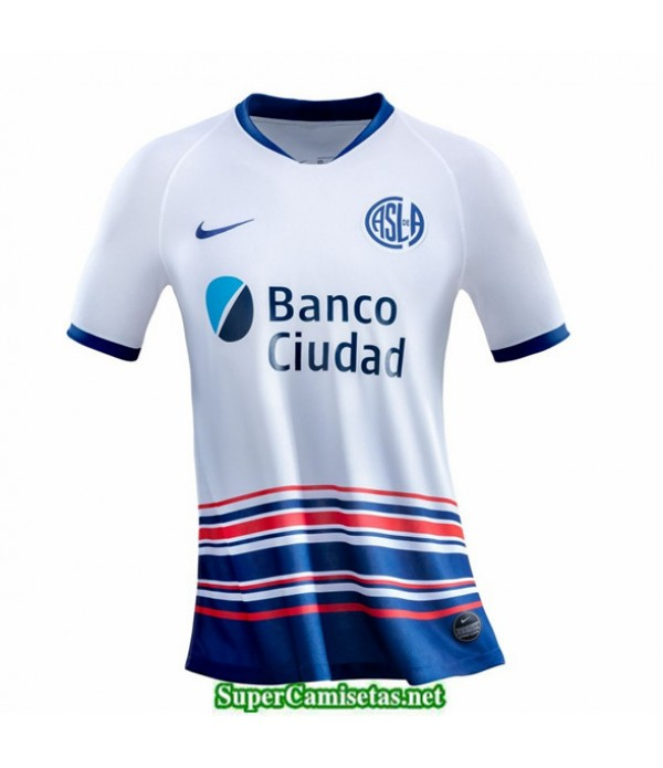 Tailandia Segunda Equipacion Camiseta San Lorenzo 2020/21