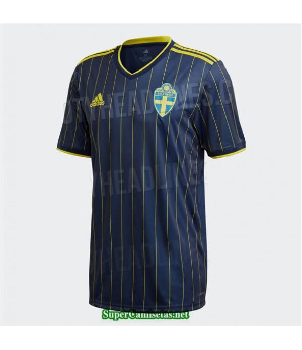 Tailandia Segunda Equipacion Camiseta Suecia 2020/21