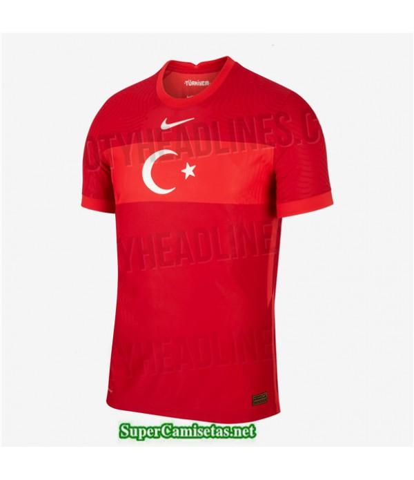 Tailandia Segunda Equipacion Camiseta Turquia 2020/21