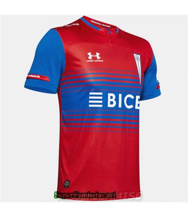 Tailandia Segunda Equipacion Camiseta Universidad Catolica 2020/21