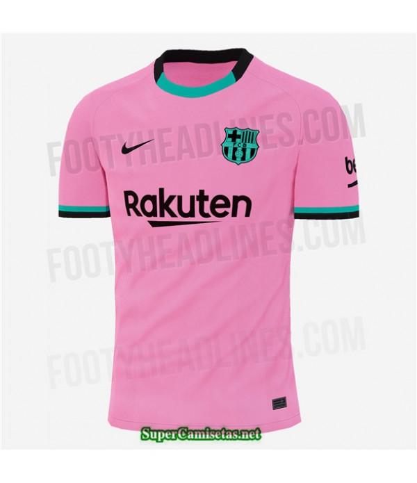 Tailandia Tercera Equipacion Camiseta Barcelona 2020/21