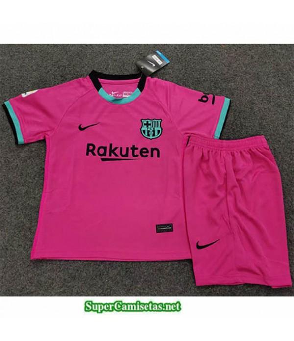 Tailandia Tercera Equipacion Camiseta Barcelona Ni...