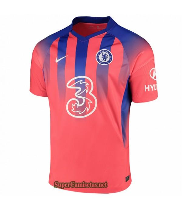 Tailandia Tercera Equipacion Camiseta Chelsea 2020/21