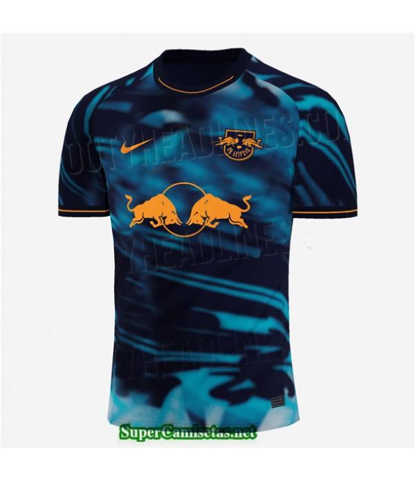 Tailandia Tercera Equipacion Camiseta Rb Leipzig 2020/21