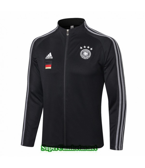 Tailandia Camiseta Alemania Chaqueta Negro 2020/21