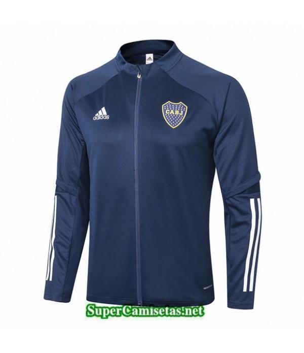 Tailandia Camiseta Boca Juniors Chaqueta Azul Oscuro 2020/21