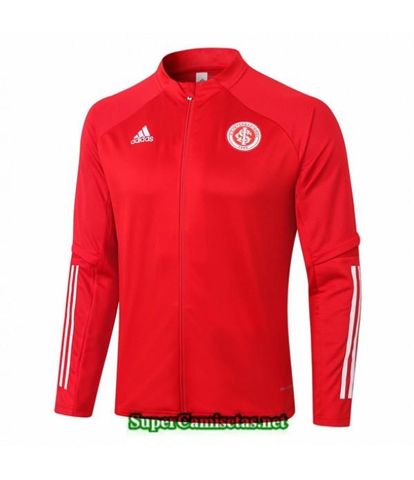 Tailandia Camiseta Sc Internacional Chaqueta Rojo 2020/21