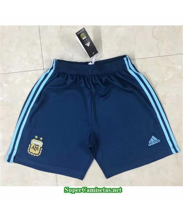 Tailandia Camisetas Argentina Pantalones Azul 2020/21