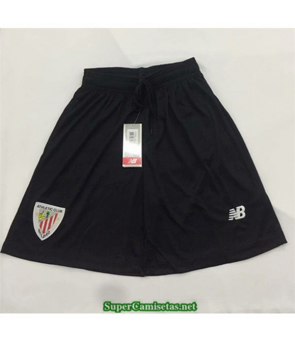 Tailandia Camisetas Atletico Bilbao Pantalones Negro 2019/20