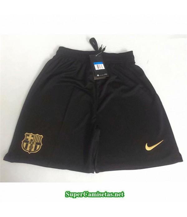 Tailandia Camisetas Barcelona Negro Pantalones 2019/20