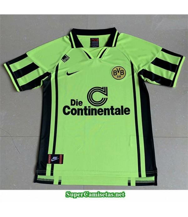 Tailandia Camisetas Clasicas Borussia Dortmund Hombre 1996