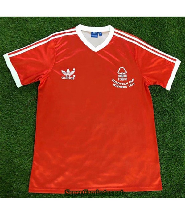 Tailandia Camisetas Clasicas Bosque De Nottingham Hombre 1979