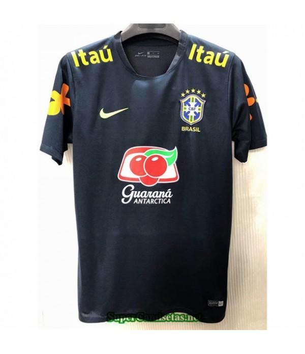 Tailandia Entrenamiento Equipacion Camiseta Brasil 2020/21