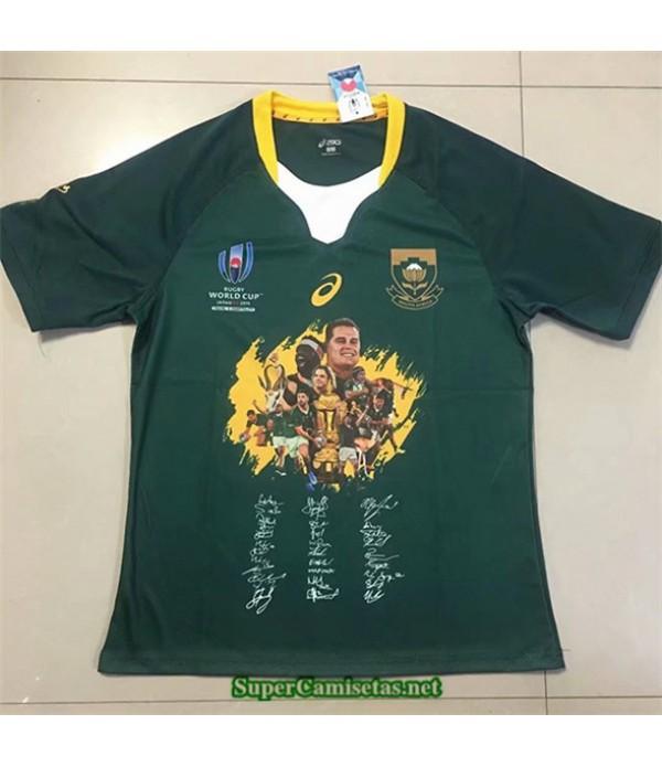 Tailandia Equipacion Camiseta Sudafrica Champions 2020/21