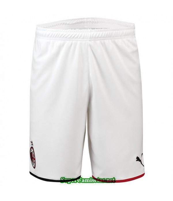 Tailandia Primera Camisetas Ac Milan Pantalones 2019/20