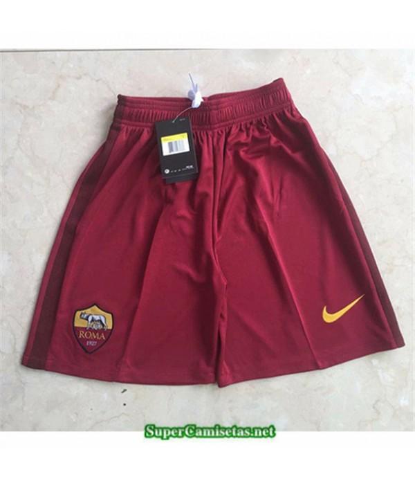 Tailandia Primera Camisetas As Roma Pantalones 2020/21