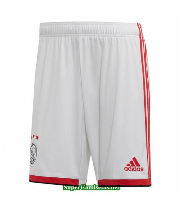 Tailandia Primera Camisetas Ajax Pantalones 2019/20