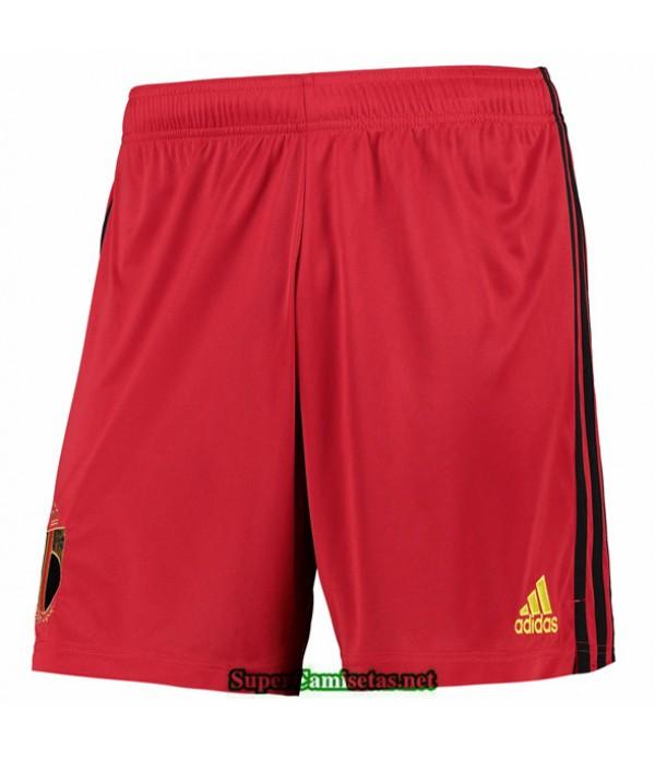 Tailandia Primera Camisetas Belgica Pantalones 2020/21