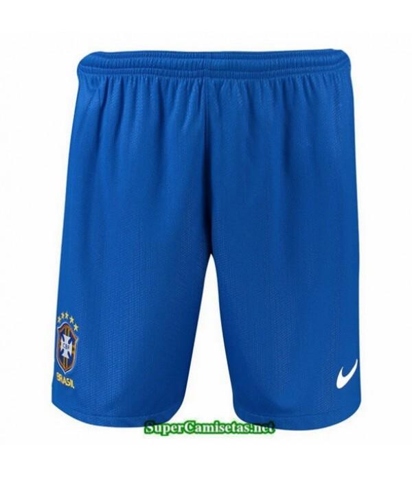Tailandia Primera Camisetas Bresil Pantalones 2019/20