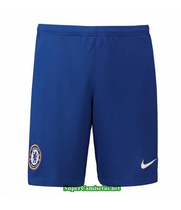 Tailandia Primera Camisetas Chelsea Pantalones 2019/20