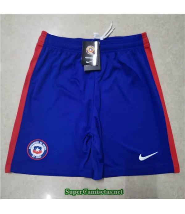 Tailandia Primera Camisetas Chile Pantalones 2020/21