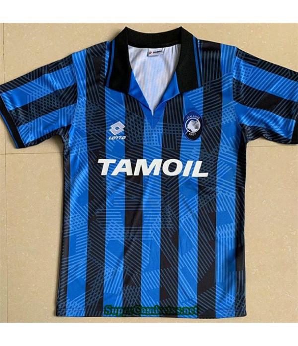 Tailandia Primera Camisetas Clasicas Atalanta Hombre 1991