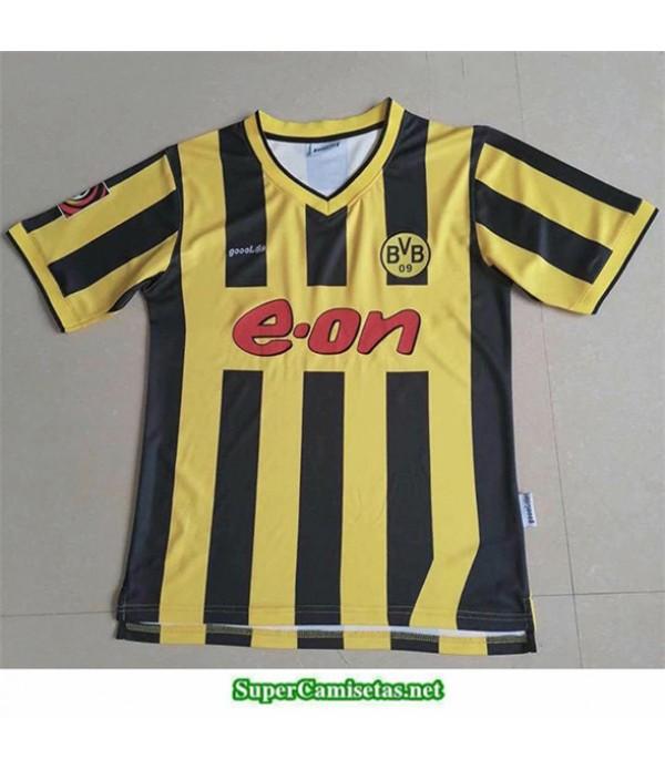 Tailandia Primera Camisetas Clasicas Borussia Dortmund Hombre 2000