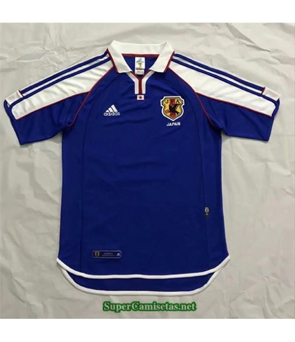 Tailandia Primera Camisetas Clasicas Japon Hombre 2000 2001